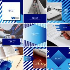 Создание дизайна для юридической компании