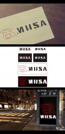 Логотип Муза.