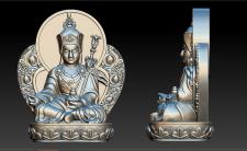 3д скульптура для 3д друку.