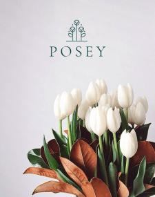 Логотип Posey