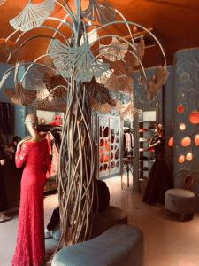 Дизайн-проект магазина Olvi's в Амстердаме