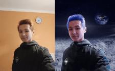 Обработка фото до и после