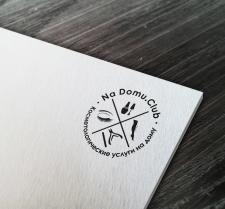 Дизайн логотипа для салона маникюра