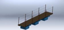 Пантонный мост 2