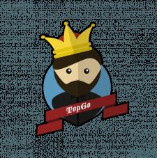 Логотип для команды TopGo
