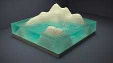 3D визуализация в изометрии