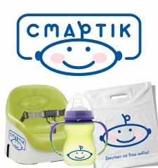 Логотип для дистриб'ютора дитячих товарів