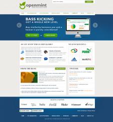 Верстка сайта из PSD макета