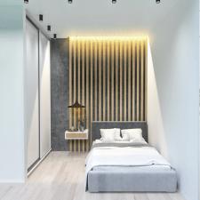 Спальня. Дизайн-проект гостиничного номера 30м2