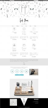 Сайт Лаборатории дизайна