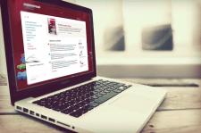 Сайт журнала «Акционерный Вестник»