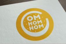 """Логотип для """"ОмНомНом"""""""