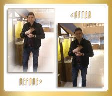Обработка изображений с моб.телефона