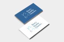 Лого для клининг компании