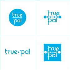 разработка логотипа для системы платежей TruePal
