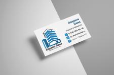Дизайн логотипа и разработка визитки