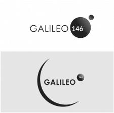 Варианты логотипа для веб-студии Galileo 146.