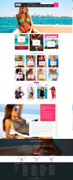 Интернет магазин купальников Bando