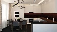 3D моделирование и визуализация кухни