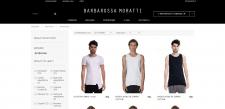 Наполнение интернет-магазина мужской одежды