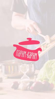 Логотип Парим-варим