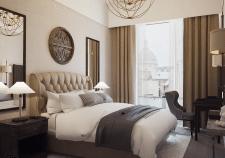 Интерьер гостиничного номера г. Львов