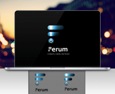 Продам Логотип F вектор