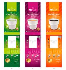Дизайн логотипа и упаковки