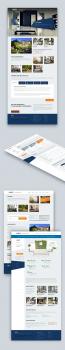 Дизайн сайта Danika