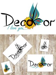 """Логотип для компании """"DecoKor"""""""