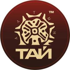 Стикер Тай. Лого