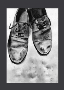 старые ботинки