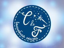 Создание логотипа Conte de fees для instagram