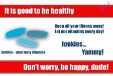 Реклама витаминок