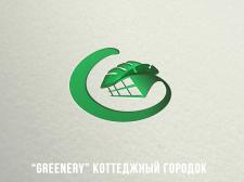"""Лого """"Greenery"""""""