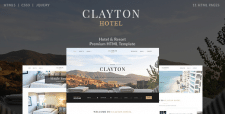 Clayton Hotel Template
