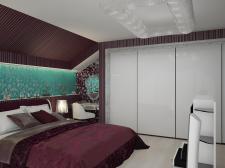 Частный дом в г. Одесса (Спальня_3)