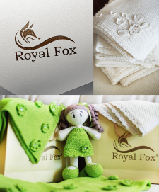 "Логотип ""Royal Fox"""