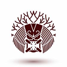 """Логотип """"Хищник"""""""