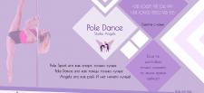 Сайт блог студии танцев
