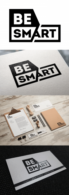 Logo design | Be SmArt