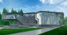 Проект-идея общественного здания