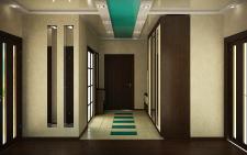 проект квартиры.,коридор
