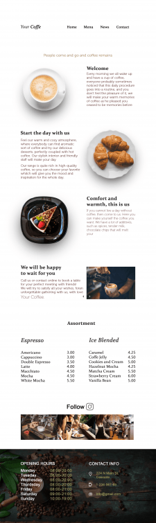 Your Coffe