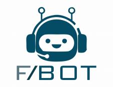 Логотип для сервиса чат-ботов