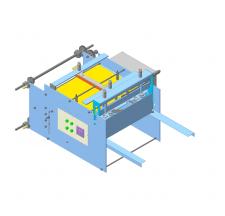 Машина для изготовления  вакуумных пекетов