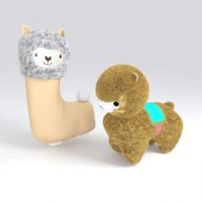 Модели мягких игрушек