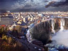 Коллаж. Киев