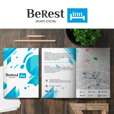 BeRest буклет (лифлет)