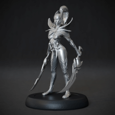3D model Phantom Assassin